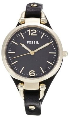 Fossil Women's ES3148 Georgia Analog Display Analog Quartz Black Watch Fossil,http://www.amazon.com/dp/B009BEOCUU/ref=cm_sw_r_pi_dp_DaU5sb1HHF50RMDZ