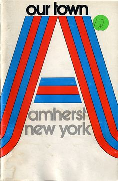 Amherst, New York, book cover