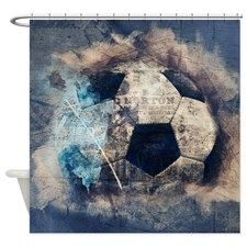 Abstract Grunge Soccer Wall Hanging Tapestry by Simone Gatterwe - Small: x Soccer Inspiration, Soccer Cards, Society 6 Tapestry, Door Signs, Tapestry Wall Hanging, Folded Cards, Vivid Colors, Picnic Blanket, Modern Art