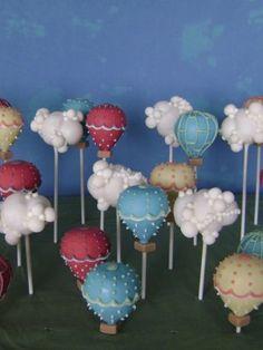 Top Hot Air Balloon Cakes