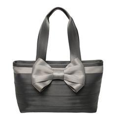 Medium Bow Tote Storm-SOLD OUT - HARVEYS Original Seatbeltbags