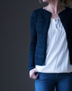 Ravelry: Winterfell Cardigan pattern by Katrin Schneider