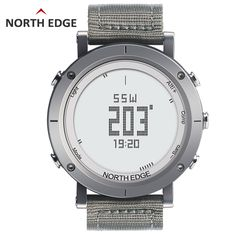 NORTH EDGE Men's sport Digital watch Hours Running Swimming watches Altimeter Barometer Compass Thermometer Weather Pedometer Like and share if you think it`s fantastic!  #shop #beauty #Woman's fashion #Products #Watch
