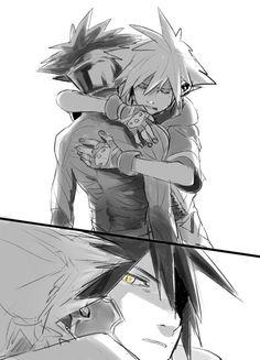 Картинки по запросу Kingdom Hearts vanitas