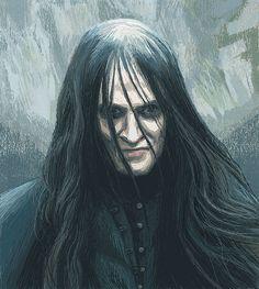 The Raven King, John Usglass. Jonathan Strange & Mr. Norrell