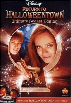 Amazon.com: Return to Halloweentown (Ultimate Secret Edition): Sara Paxton, Lucas Grabeel: Movies & TV