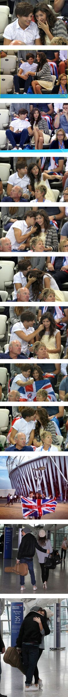 Louis + Eleanor = LOVE <3