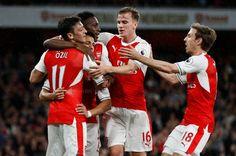 Menang Atas Sunderland 2-0, Arsenal Tempel Ketat Liverpool