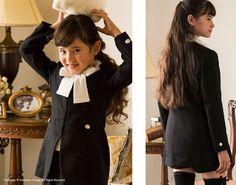 女の子 スーツ シャネル風 子供スーツ