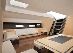 sailboat interior design modern - Sök på Google
