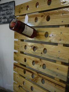 Cave à vin - Range Bouteille - déco contemporaine 2