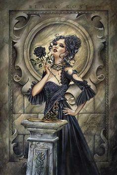 Black Rose - Alchemy Gothic