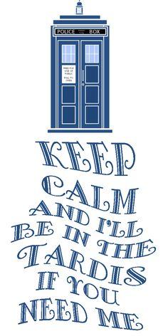 TARDIS Bookmark by Luna-Alice-Nightwine