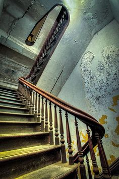 Abandoned -Weston State Hospital (also known as the Trans-Allegheny Lunatic Asylum and the West Virginia Hospital for the Insane)