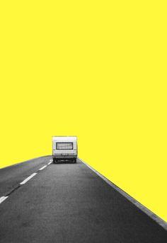 Road Trip Art Print by Tyler Spangler