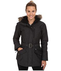 Columbia Carson Pass™ II Jacket Black 2.  I NEED THIS COAT OMG.