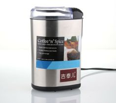 Electric coffee grinder machine/coffee mill/electrical coffee grinder