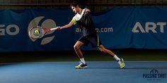 Utilizar los golpes con efecto - #tenis #decathlon http://blog.tenis.decathlon.es/1217/utilizar-los-golpes-con-efecto