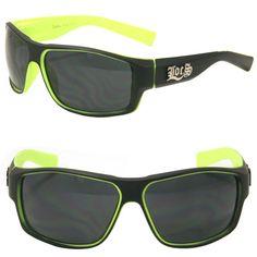 Bad Boy Gangster Original Locs Sunglasses SA91044 Hot trendy fashion sunglasses - Visit us online at www.trendyparadise.com