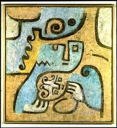 Mother & Child - Paul Klee