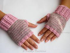 Die 13 Besten Bilder Von Handschuhe Häkeln Crochet Mittens