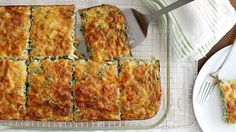 Thanks to this easy, cheesy egg bake, brunch is worth getting out of bed for again.