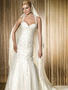 Demetrios bride: find the perfect wedding gowns, evening dresses the most elegant, affordable, highest quality dresses at demetrios Chapel Wedding Dresses, Wedding Dress Styles, Designer Wedding Gowns, Designer Gowns, Most Beautiful Wedding Dresses, Bridal And Formal, Discount Dresses, Dress Collection, Bridal Gowns