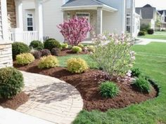 landscapingplus.org/what-is-landscaping-rock/?128300476nice 56 Simple Front Yard Landscaping Design Ideas on a Budget #GardenLandscapingTrees #landscapingdesignideas #Landscaping Design Ideas