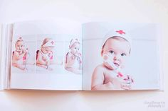 El libro del primer año de Olivia - claraBmartin