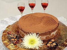 Receta:Mirta Carabajal | Torta de chocolate y amaretis | Utilisima.com