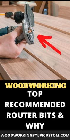 Here we provide the top tips for your router bits for wood working for beginners.  If you are into woodworking projects and DIY wood projects you have considered using a router.  The router bit options are vast.  So where do you start?  We make wood signs and were wanting the category of wood working for beginners step by step process.  It makes it easier to work with router bits if you work step by step. #woodworkingprojects #diywoodprojects #woodsigns #routerprojects #woodworkingbylpi Used Cnc Router, Woodworking Router Bits, Woodworking Projects, Making Signs On Wood, Diy Wood Signs, Painted Wood Signs, Router Projects, Diy Wood Projects, Wood Gifts