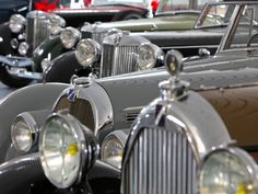 Established more than 60 years ago, the collection of old cars at the Hervé Foundation will enchant all those who have a passion for vintage vehicles. Vintage Cars, Antique Cars, Car Museum, Excursion, Old Cars, Foundation, Old Things, Passion, Culture