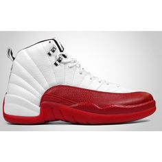Air Jordan 12 The Definitive Guide to Colorways ❤ liked on Polyvore