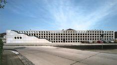 Oberpostdirektion Braunschweig-gmp Architekten von Gerkan, Marg und Partner