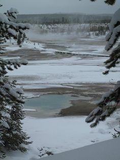 Yellowstone National Park 2012