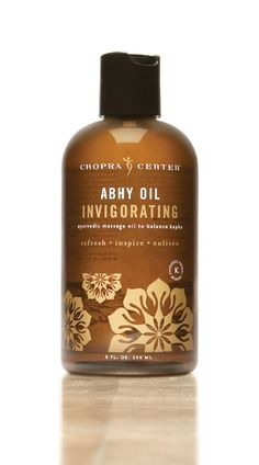 Invigorating Abhy oil is made with traditional Ayurvedic oils of Coconut, Almond, Jojoba, and Safflower and is then infused with the invigorating herb Neem, and Kapha balancing essential oils of Rosemary, Frankincense, Peppermint, and other natural botanicals.