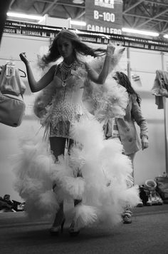 Backstage Vangee Couture y Epidemic - Enero 2013, Intermoda - ph: Guillermina Fernandez