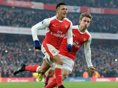 Result: Alexis Sanchez double gives Arsenal hard-fought win over Hull City