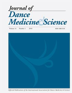 Journal of Dance Medicine & Science