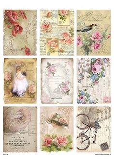 Image result for Free Decoupage Vintage Printables