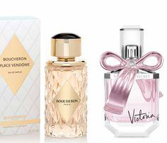 Find Your Perfect Fragrance: Flowery. We love Boucheron Place Vendom and Victoria's Secret Victoria. #SelfMagazine