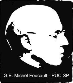 Logo for Michel Foucault Study group at PONTIFICIA UNIVERSIDADE CATÓLICA SÃO PAULO BRAZIL