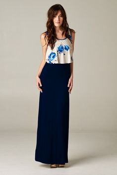 Floral Perfection Maxi