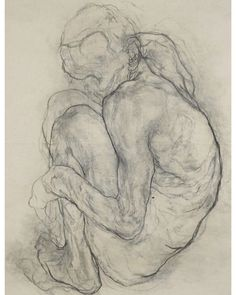 """Drawing Anatomy & Art official on Instagram: """"Figure drawing by De Cock Koen"""" Anatomy Sketches, Anatomy Drawing, Anatomy Art, Art Sketches, Art Drawings, Figure Sketching, Figure Drawing, Figure Painting, Painting & Drawing"""