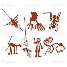 Pictures from the Nazca lines......