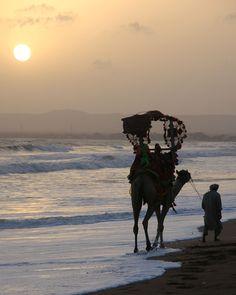 Sunset - Karachi, Sindh - Pakistan
