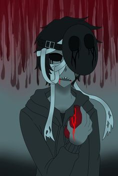 """""""It still hurts....where they took my eyes you know."""" Jack takes a bite out of the kidney in his hand, slowly chewing and then swallowing. """"I can't even tell what kind of food they gave me..but it sure does taste good. I hope they give me more...tomorrow."""""""