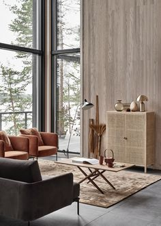 BROWN LIVING ROOM IDEAS – Let's make this year as the year of simplicity. We can start realizing the goal by working on brown living room ideas. Read Gorgeous Brown Living Room Ideas 2020 (For Your Inspiration) Estilo Interior, Home Interior, Interior Design Living Room, Interior Styling, Living Room Designs, Living Room Decor, Living Rooms, Interior Colors, Interior Livingroom