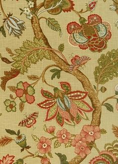 """Jaclyn Smith Fabric 02116 Document.  Jaclyn Smith Home Fabric--Multipurpose decorator fabric suitable for draperies, bedspreads, and upholstery. 54"""" wide. Repeat: H-54"""", V-36"""". 55% Linen, 45% Rayon, EXCEEDS 36,000 DOUBLE RUBS. CLEANING CODE-S."""