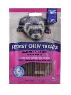 SMALL ANIMAL - CHEWS & TREATS - FERRET CHEW TREAT CHICKEN USA - 1.87 OZ